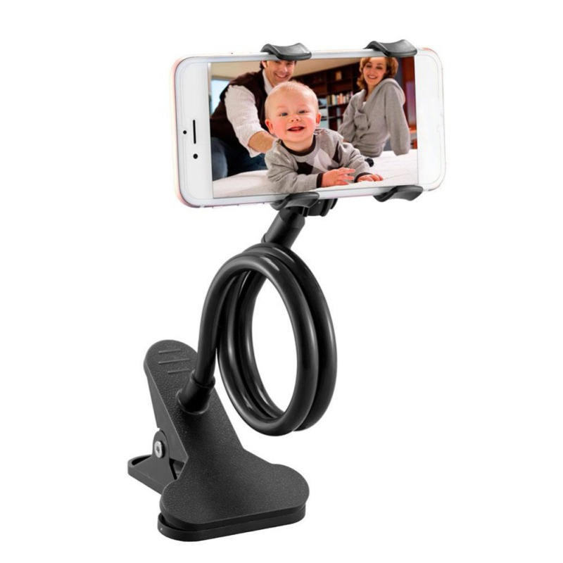 Universal Phone Stand with Desk Clip