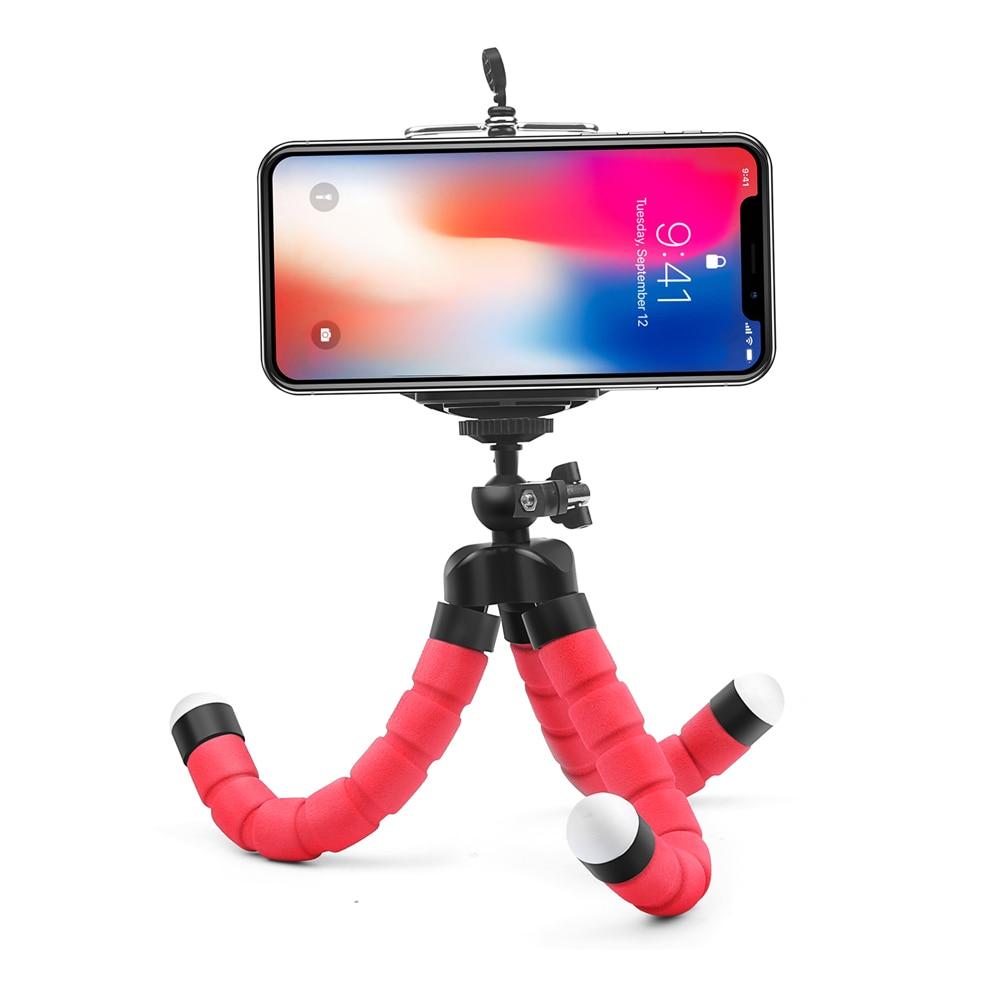 Colorful Flexible Phone Tripod