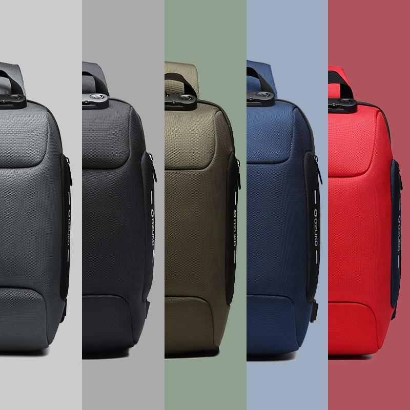 Men's Multifunction Crossbody Bag